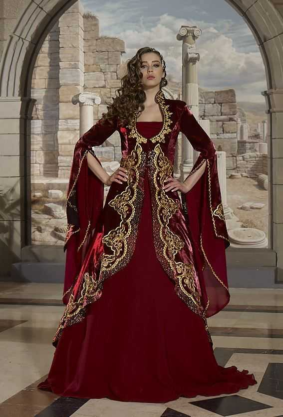 cdd2b10ad0a Исторические платья всех эпох - RUXA